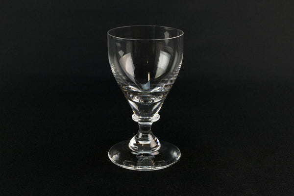 5 Whitefriars port or sherry glasses