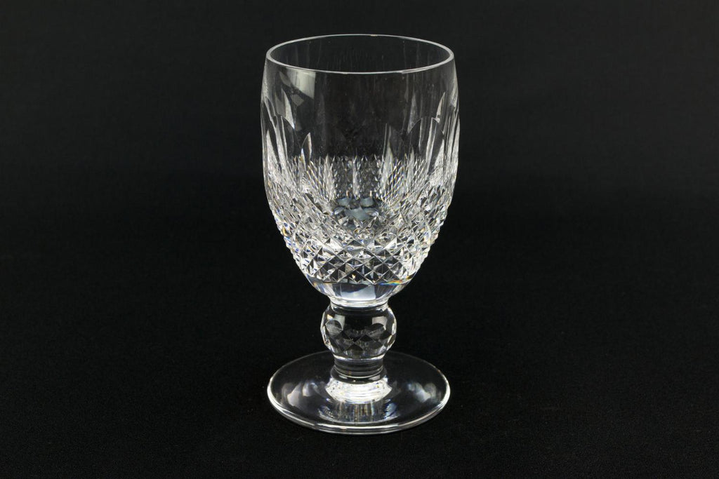 Set of 6 Waterford Colleen Small Wine Glasses