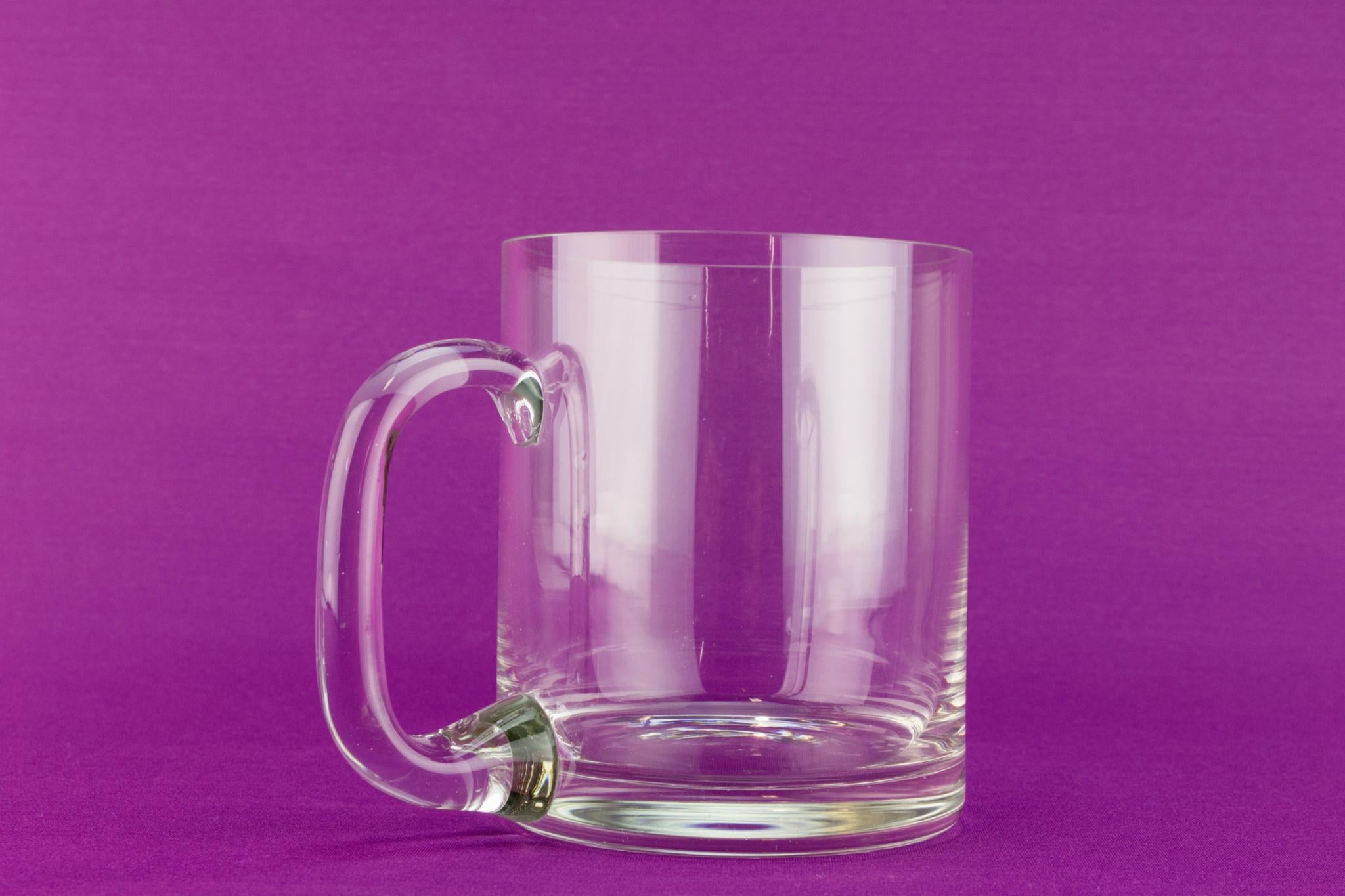 1 pint beer glass tankard