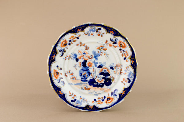 Small Blue and White dish, English 19th century