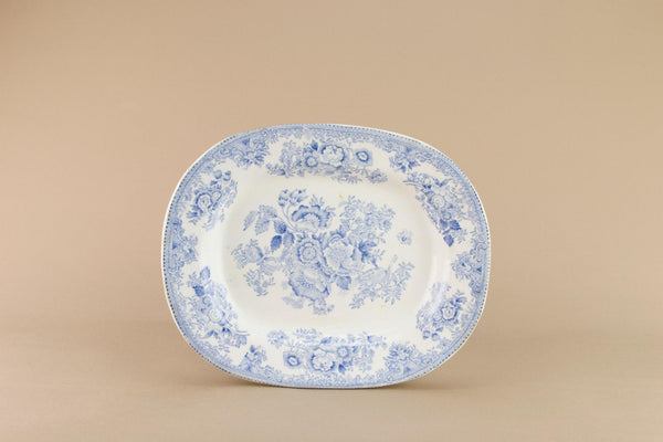 Blue and White small serving dish, English 19th century