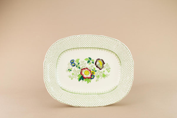 Masons Paynsley small platter, English 1970s