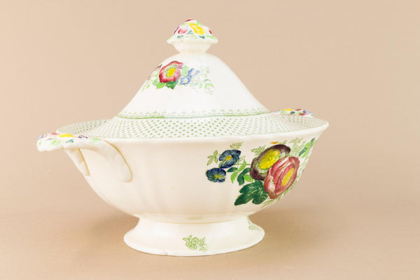 Masons Paynsley Tureen, English 1970s