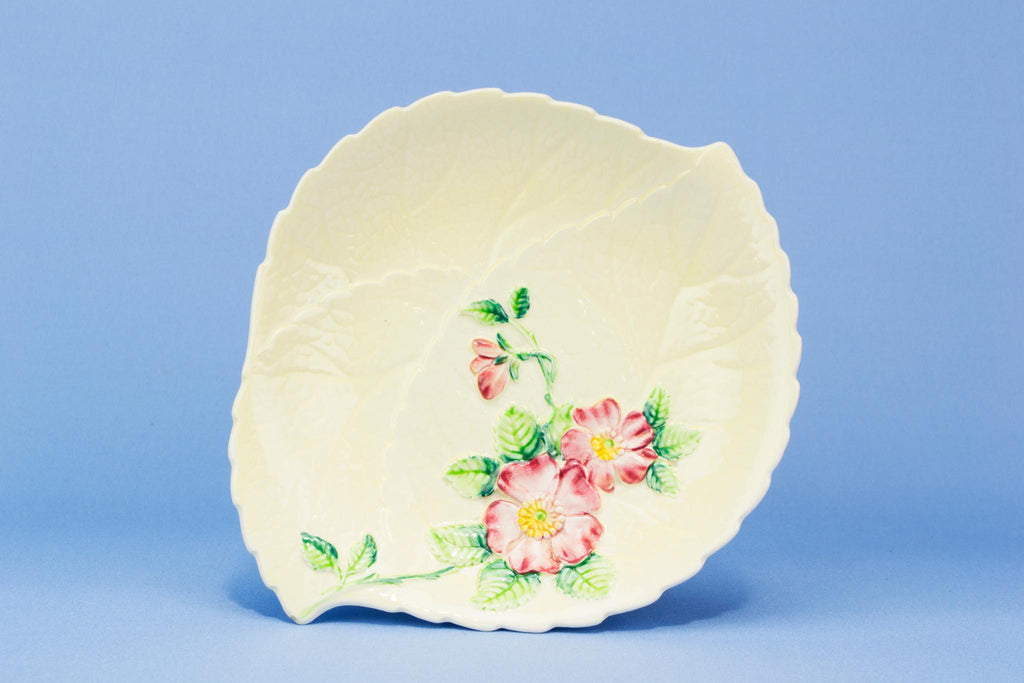 Carlton Ware Yellow Leaf Dish, English 1950s