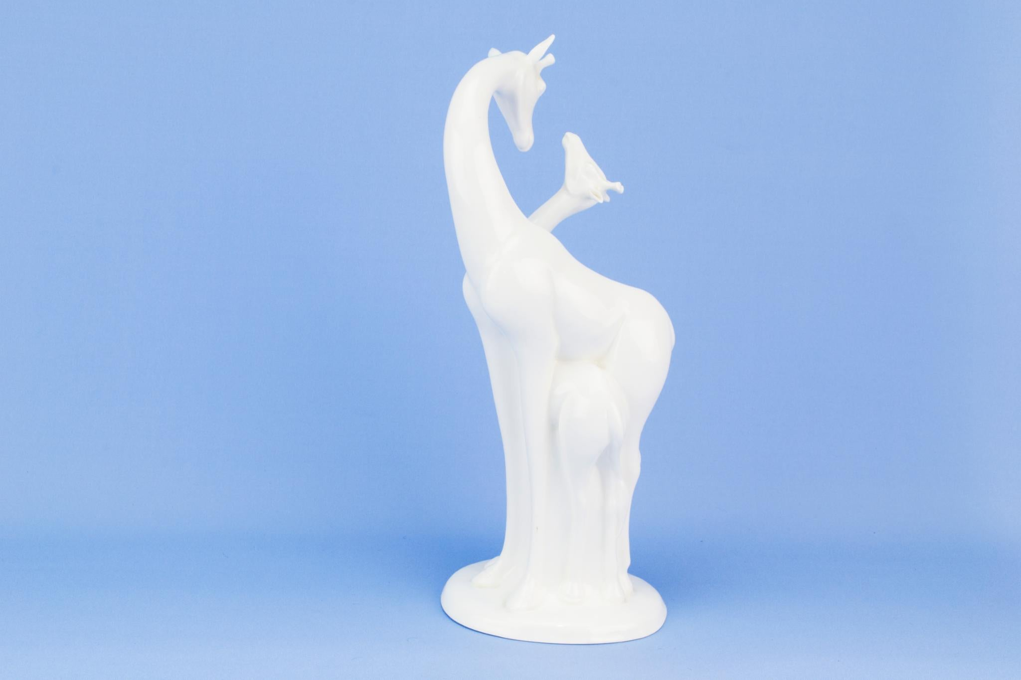 Royal Doulton Giraffe Sculpture
