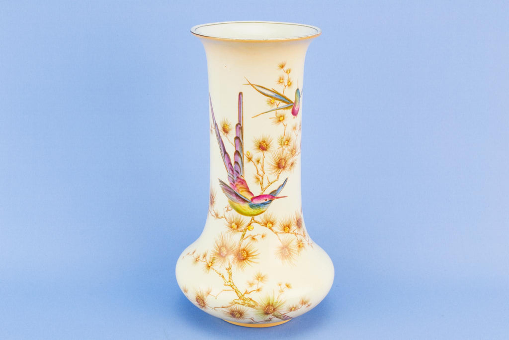 Crown Ducal flower vase, English 1920s