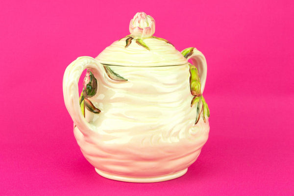 Clarice Cliff Sugar Bowl, English 1930s