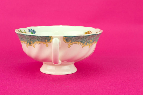 6 Royal Doulton Soup Bowls, English Mid 20th Century