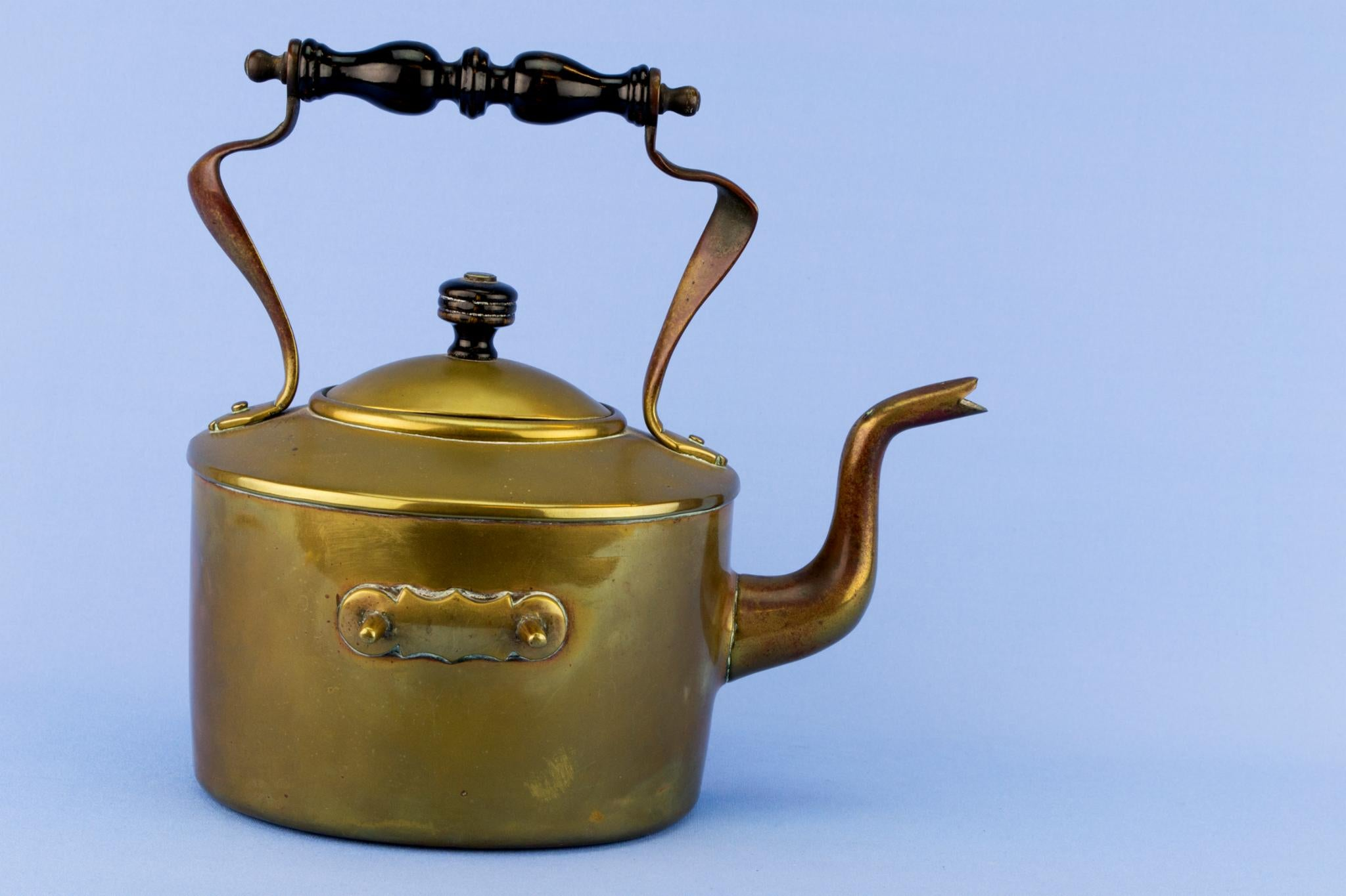 Art Nouveau Kettle on Stand, English Circa 1900