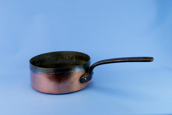 Medium Copper Pan, English Circa 1900