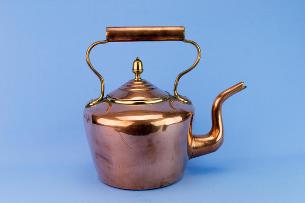 Victorian Large Kettle, English Late 19th Century