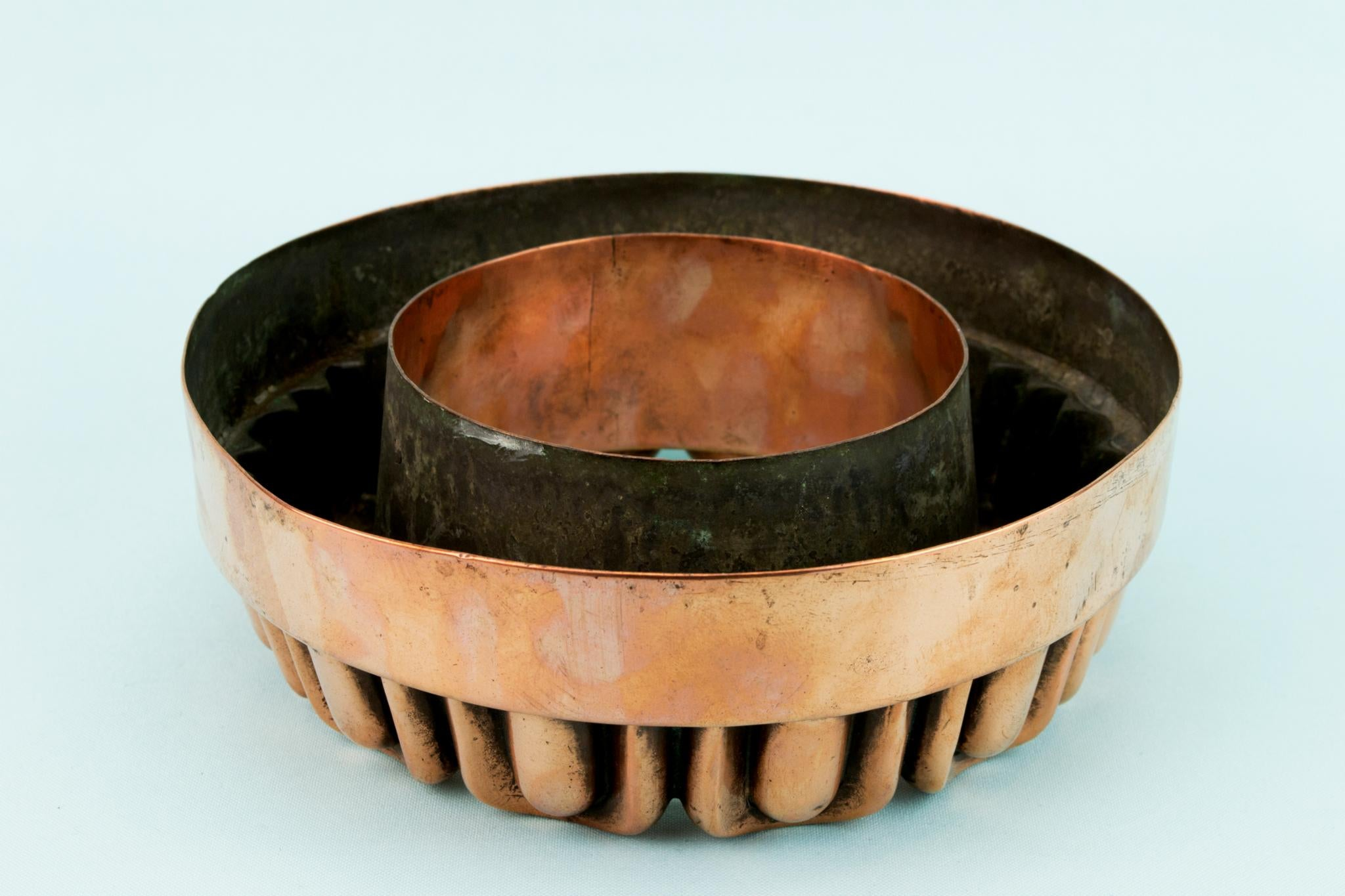Copper Baking Mould, English Late 19th Century