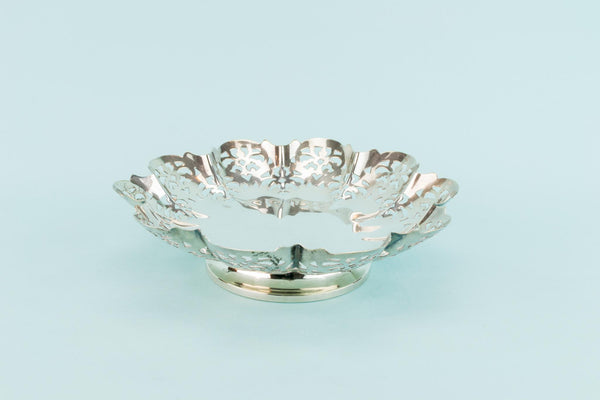 Elkington Silver Plated Serving Bowl, English 1940