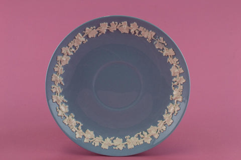Wedgwood Queens Ware Soup Bowl & Plate