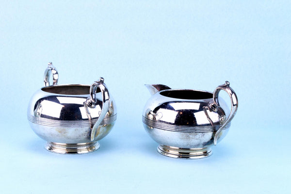 Walker & Hall tea and Coffee Set, English 1930s