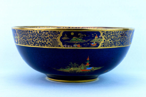 Large Carlton Ware Bowl, English Circa 1930