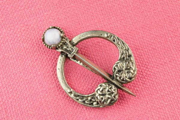 Celtic Style Brooch by Jacobite
