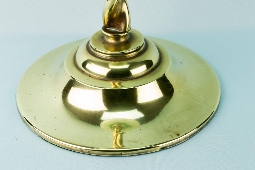 Tall Victorian Duplex Oil Lamp, English 19th Century