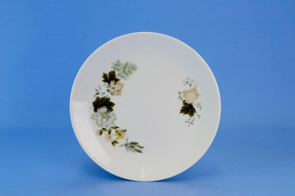 6 Medium Plates by Royal Doulton, English Circa 1960