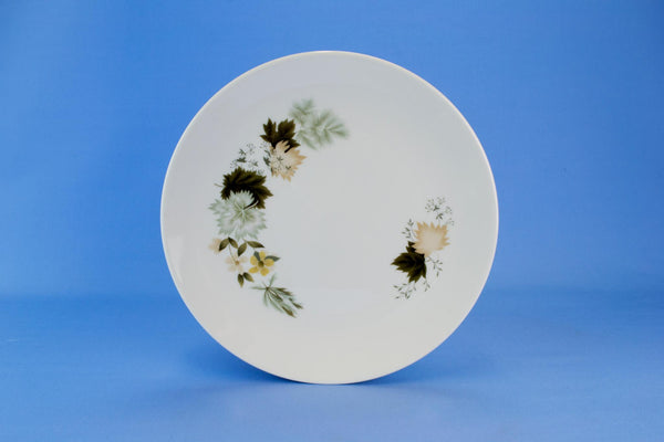 6 Bone China Dinner Plates By Royal Doulton