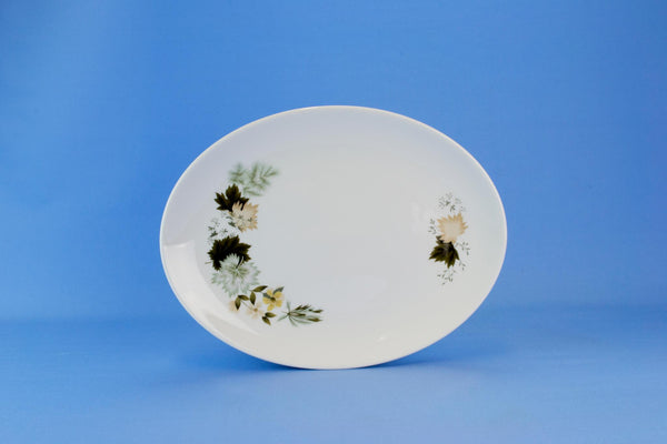 Medium Serving Platter by Royal Doulton, English Circa 1960