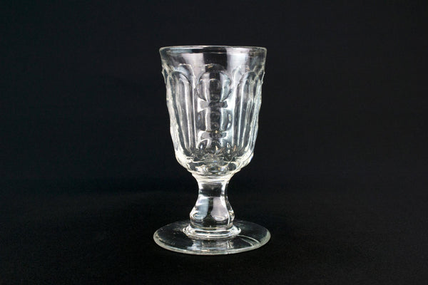 Victorian Pub Glass, English Late 19th Century