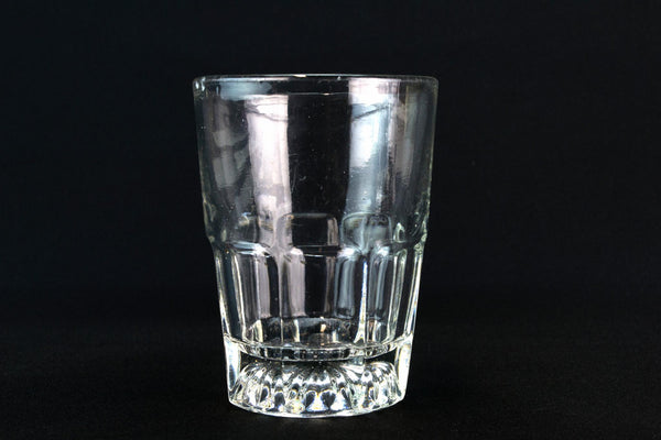 Large Victorian Whisky Glass, English Circa 1900