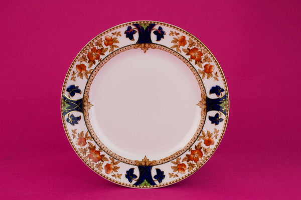 ... 4 Bone China Small Plates English 1930s & Plates | Dinner Plates of All Size | Lavish Shoestring