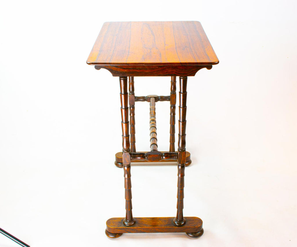 Rosewood Occasional Table, English 1820s