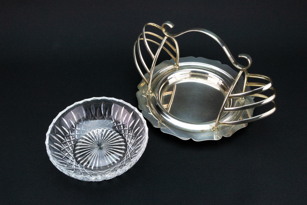 Silver Plated Large Edwardian Toast Rack, English Early 1900s