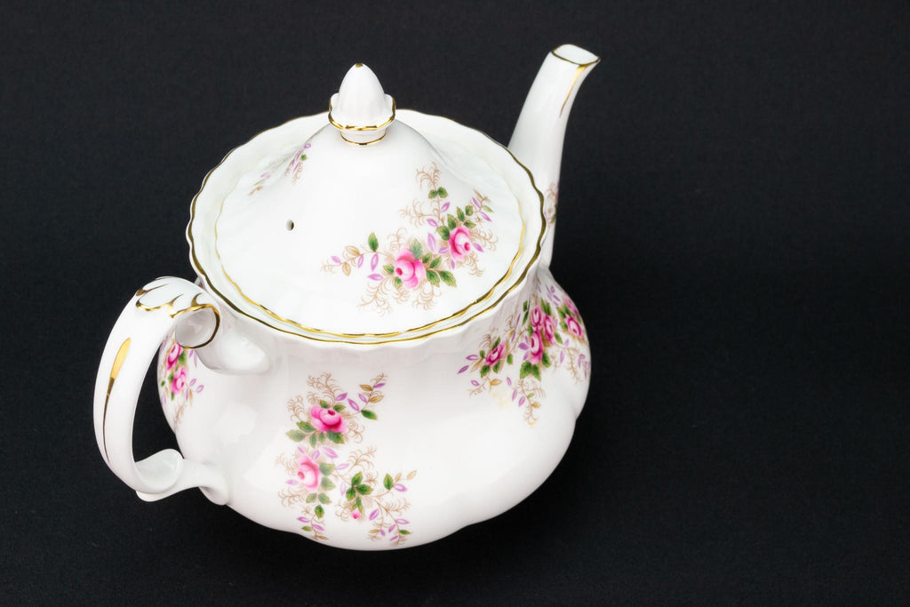 Royal Albert Teapot, English 1950s