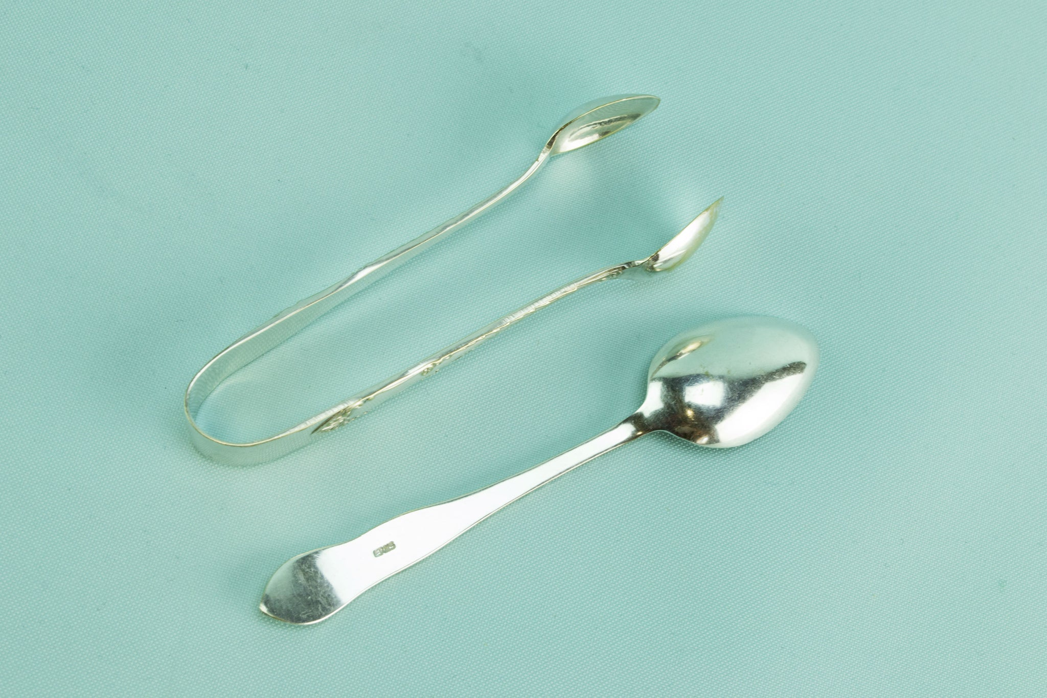 Tea or coffee spoons set, circa 1900 by Lavish Shoestring