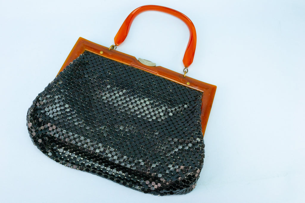 1940s Ladies' Bag by Whiting & Davis
