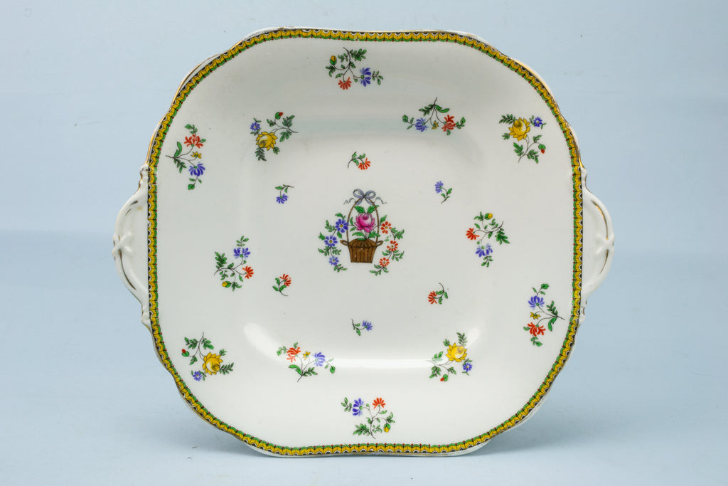 Bone China Aynsley Serving Plate 1930s