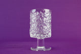 6 Whitefriars wine glasses, circa 1970 by Lavish Shoestring