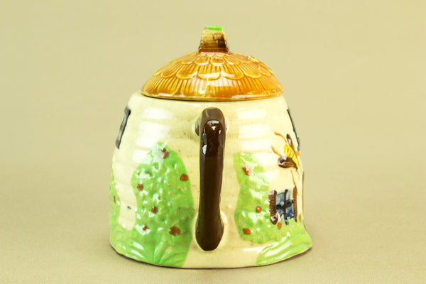 Cottage sugar bowl, circa 1950 by Lavish Shoestring