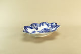 Flow blue serving bowl, late 19th c by Lavish Shoestring