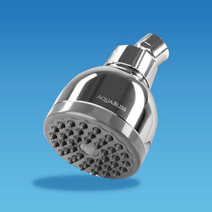 TurboSpa Ultra High Pressure Shower Head with 42 PressureForce Water Channels