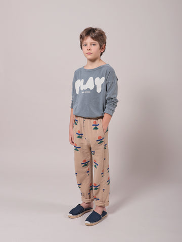 Balance All Over Fleece Pants - Zirkuss