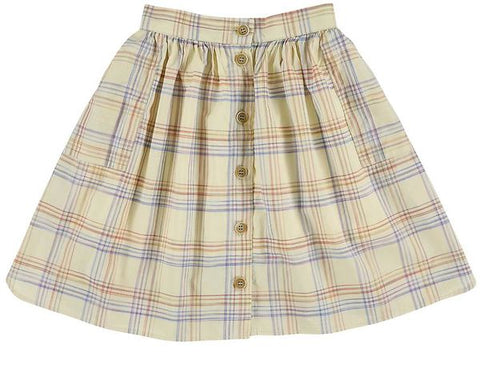 Lea Concord Mokka Woman Skirt - Zirkuss