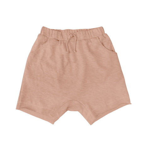 Dani Heathered Harem Short Rust - Zirkuss