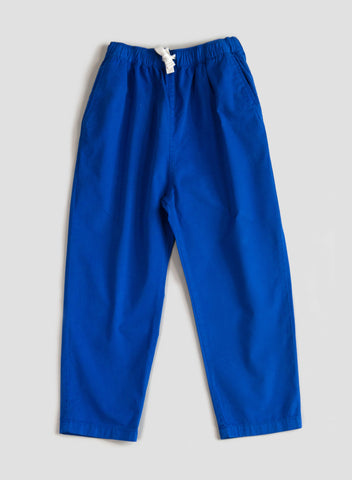 Relaxed Pant Deep Ultramarine