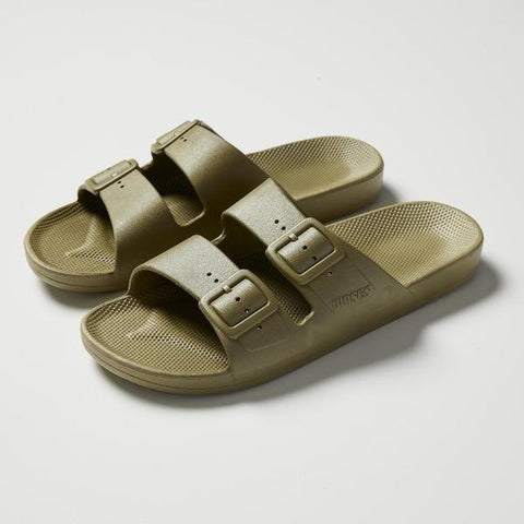 Moses Sandals Khaki - Zirkuss