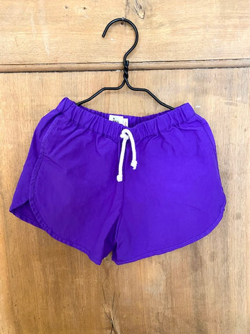 Zeb Runner Short Purple - Zirkuss