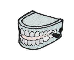 Accessoires, Accessoires - Caroline Bosmans Patch Set Of Teeth