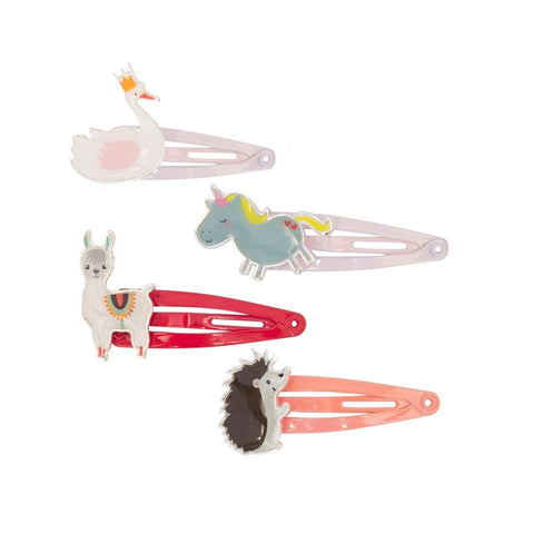 Hairclips Fairy Animals - Zirkuss