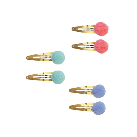 Hairclips Pompom Global Affairs | Zirkuss