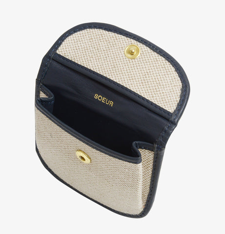 Jiji Purse Navy - Zirkuss
