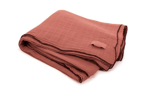 Tablecloth Nappe Terracotta Moumout | Zirkuss