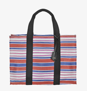 Tote Bag Fala Blue/Red Soeur | Zirkuss